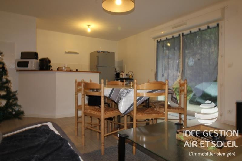 Verkoop  appartement Clohars carnoet 160528€ - Foto 1