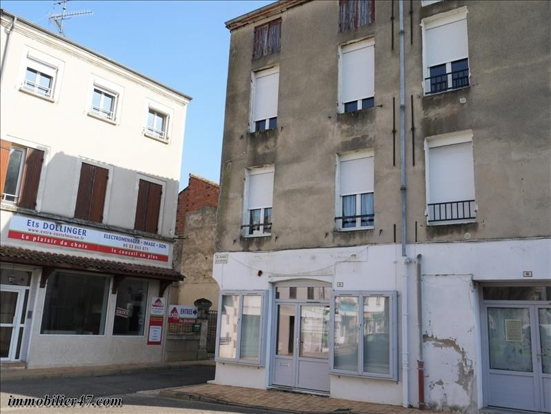 Vente immeuble Castelmoron sur lot 58 800€ - Photo 1
