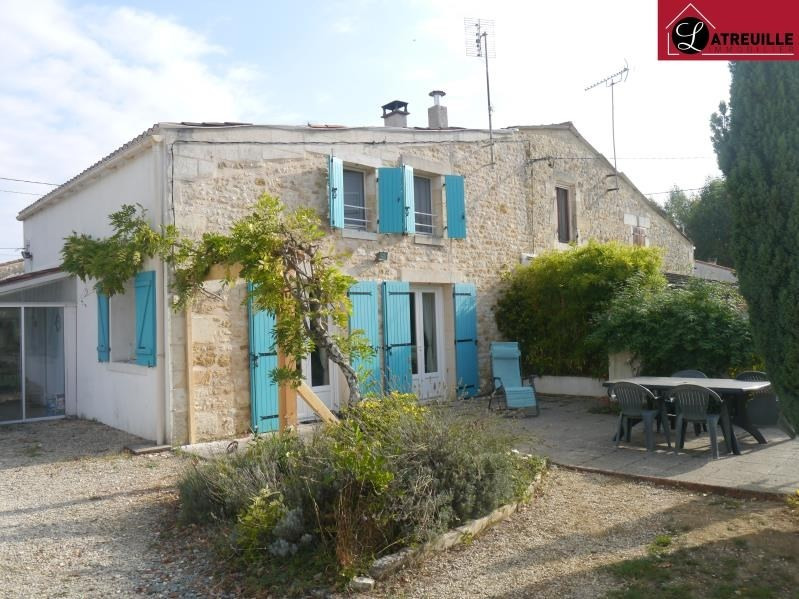 Vente maison / villa Gemozac 200000€ - Photo 1