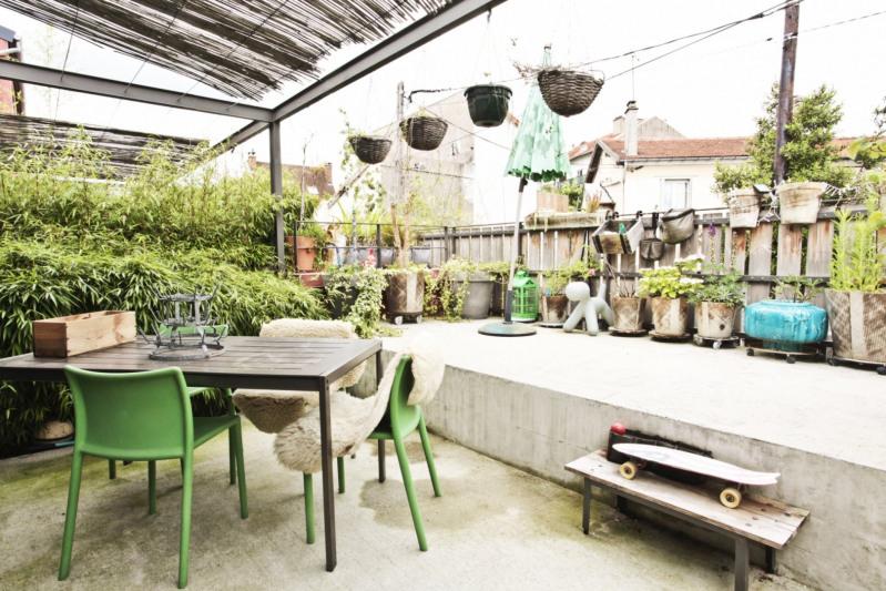 Deluxe sale loft/workshop/open plan Montreuil 990000€ - Picture 1