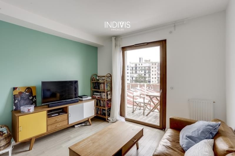 Vente appartement Suresnes 345000€ - Photo 1