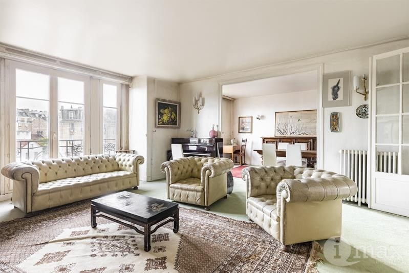 Vente appartement Courbevoie 695000€ - Photo 1