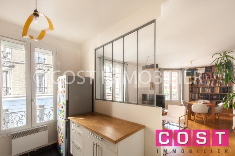 Venta  apartamento Asnieres sur seine 470000€ - Fotografía 3