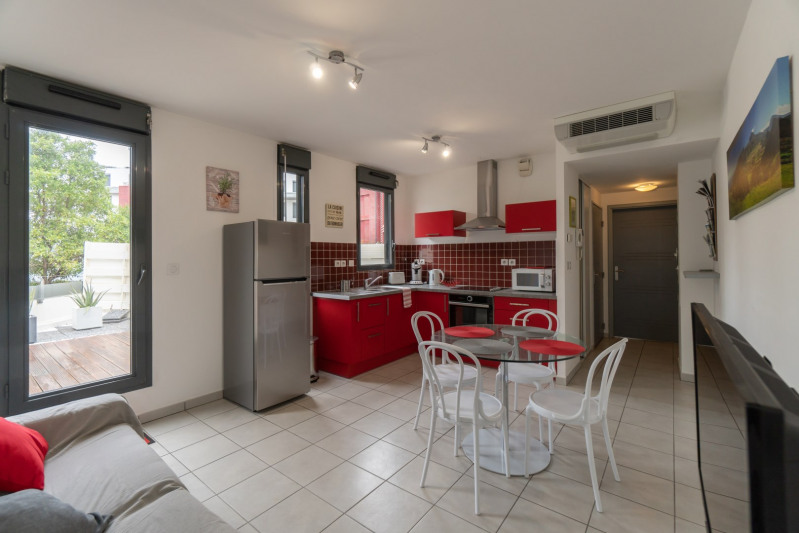 Location vacances appartement Saint-pierre 450€ - Photo 1