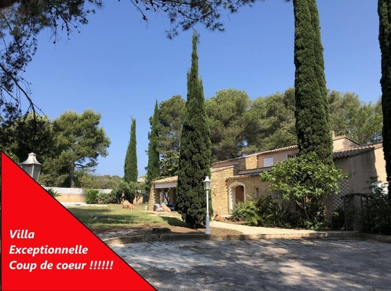 Deluxe sale house / villa La seyne sur mer 869990€ - Picture 1