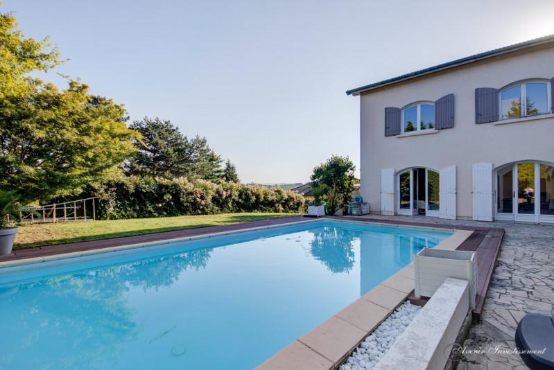 Deluxe sale house / villa Limonest 795000€ - Picture 2
