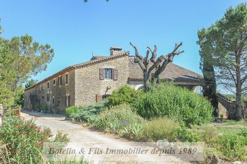 Verkoop van prestige  huis Lussan 945000€ - Foto 3