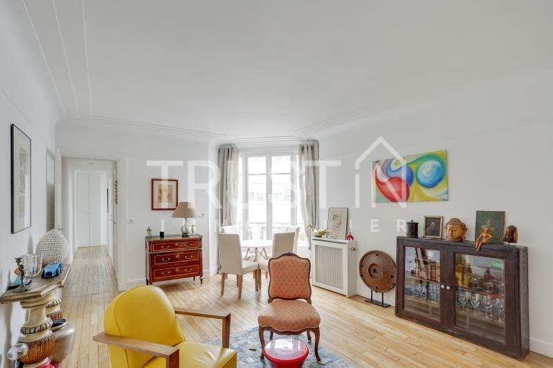Vente appartement Paris 15ème 590000€ - Photo 2