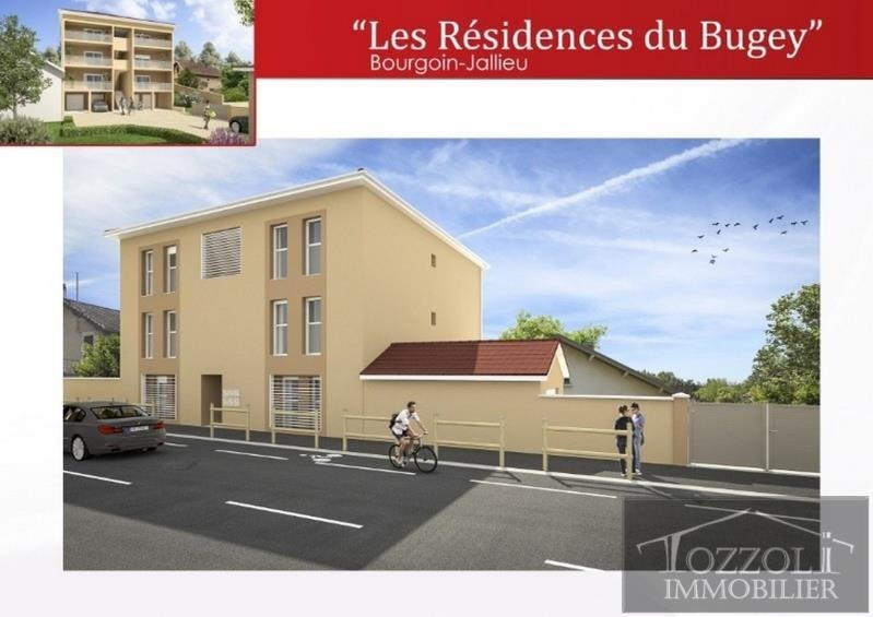 Vente appartement Bourgoin jallieu 174 570€ - Photo 4