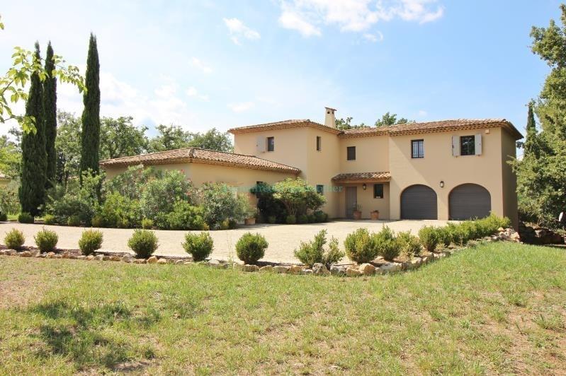 Vente de prestige maison / villa Tourrettes 1290000€ - Photo 2