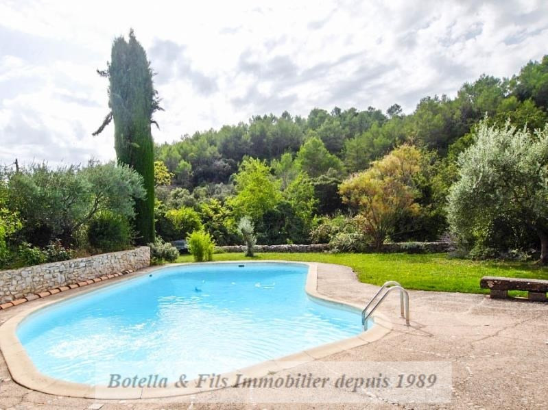Deluxe sale house / villa Uzes 632 000€ - Picture 2