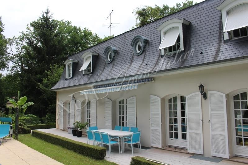 Deluxe sale house / villa Lamorlaye 988000€ - Picture 9
