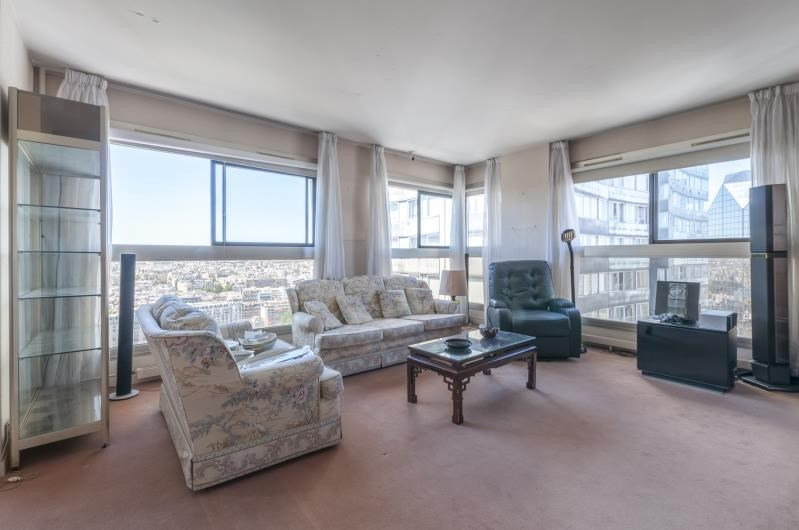 Vente de prestige appartement Paris 15ème 1 200 000€ - Photo 3