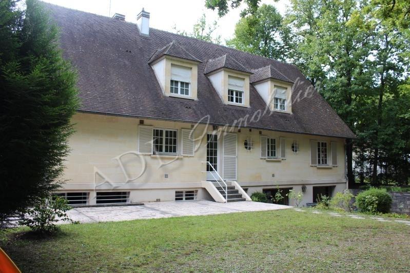 Deluxe sale house / villa Lamorlaye 730000€ - Picture 8