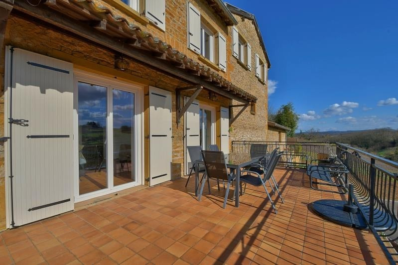 Sale house / villa Theize 360 000€ - Picture 2