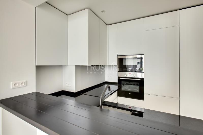 Vente appartement Paris 15ème 769000€ - Photo 2