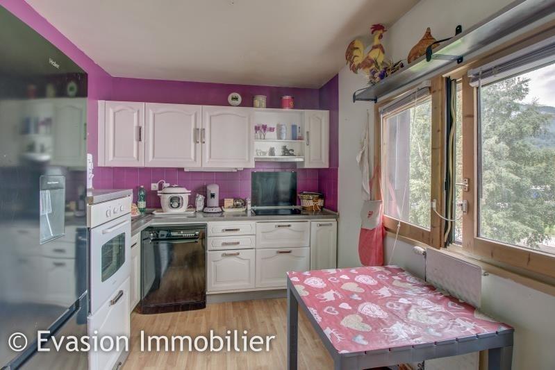 Vente appartement Sallanches 165000€ - Photo 2