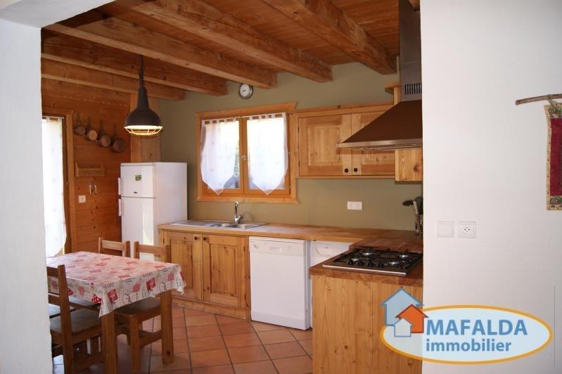 Deluxe sale house / villa Saint gervais les bains 620000€ - Picture 3