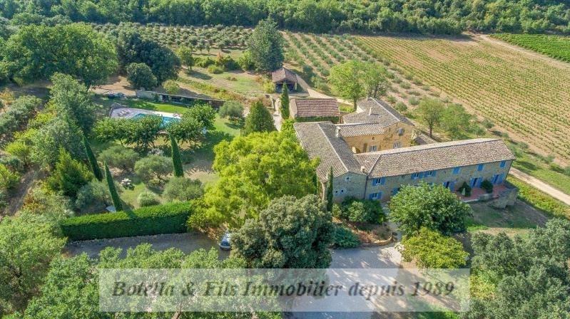 Vente de prestige maison / villa Uzes 1790000€ - Photo 2