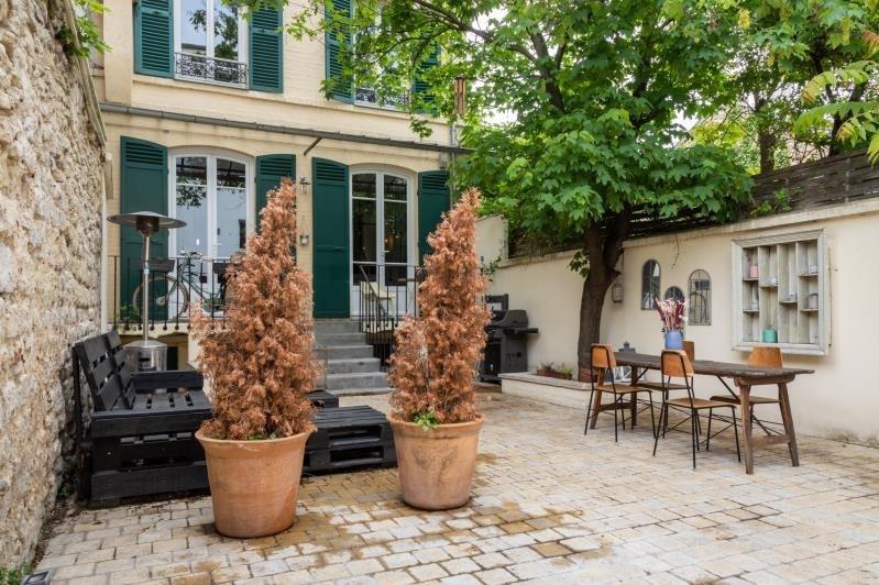Sale house / villa Asnieres sur seine 960000€ - Picture 2