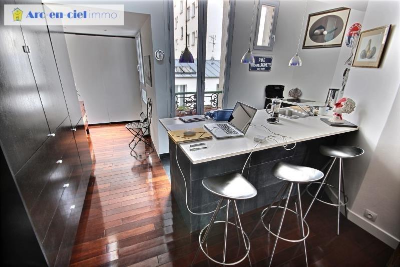 Vente appartement Paris 14ème 618000€ - Photo 7