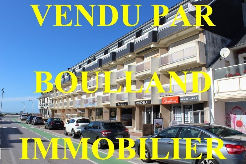 Vente appartement Fort mahon plage 165 750€ - Photo 1