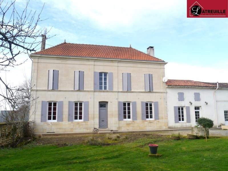 Sale house / villa Gemozac 231000€ - Picture 1