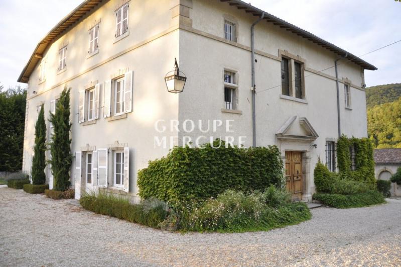 Vente de prestige maison / villa Lagnieu 950000€ - Photo 1