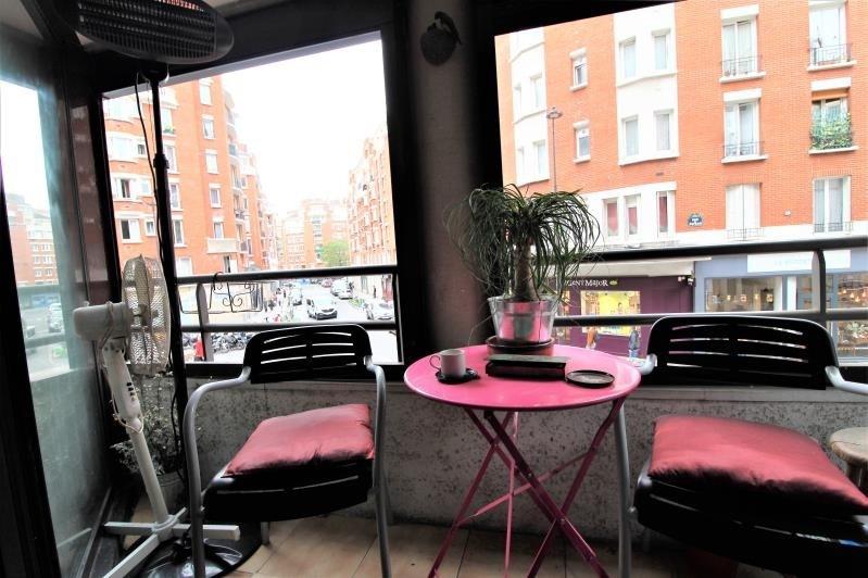 Venta  apartamento Paris 18ème 355000€ - Fotografía 1