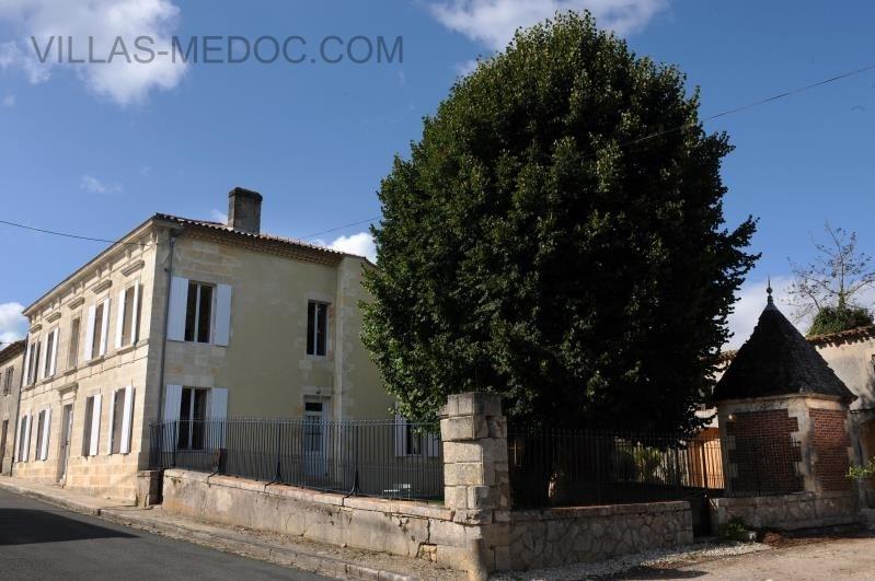 Sale house / villa Saint yzans de medoc 413000€ - Picture 1