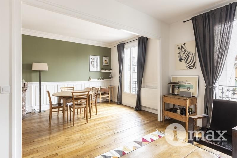 Sale apartment Levallois-perret 675000€ - Picture 3