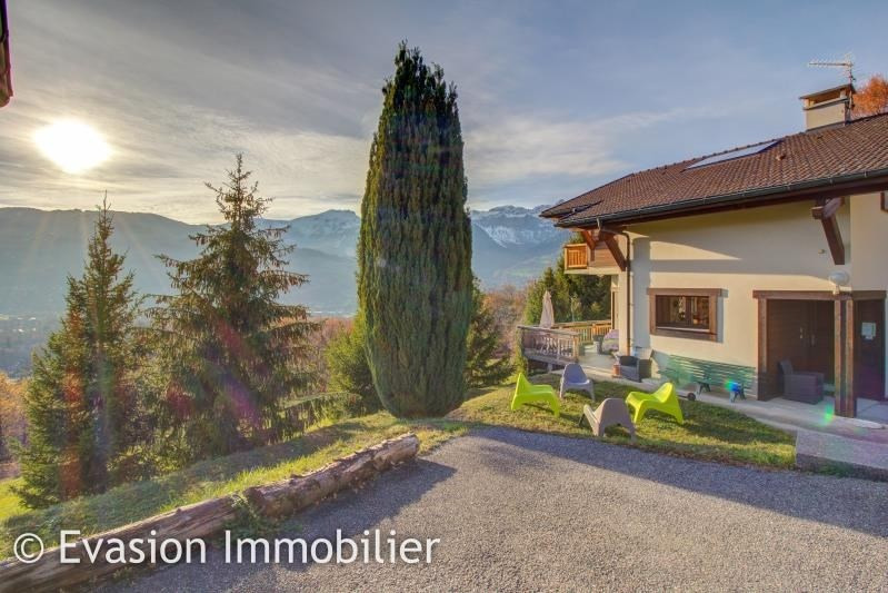 Deluxe sale house / villa Sallanches 649 000€ - Picture 1