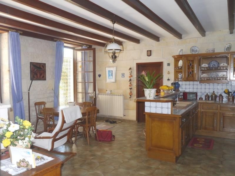 Vente maison / villa Gemozac 397 440€ - Photo 3