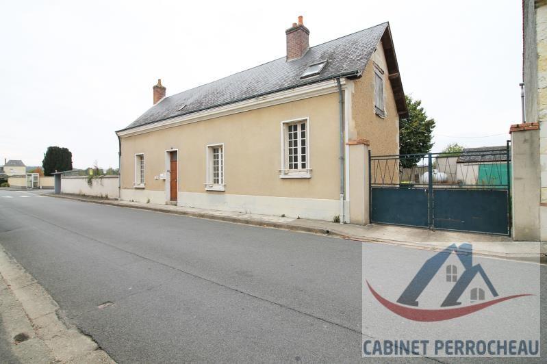Vente maison / villa La chartre sur le loir 108000€ - Photo 1