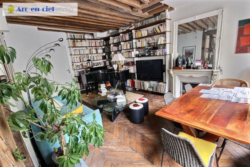 Vendita appartamento Paris 3ème 742000€ - Fotografia 5