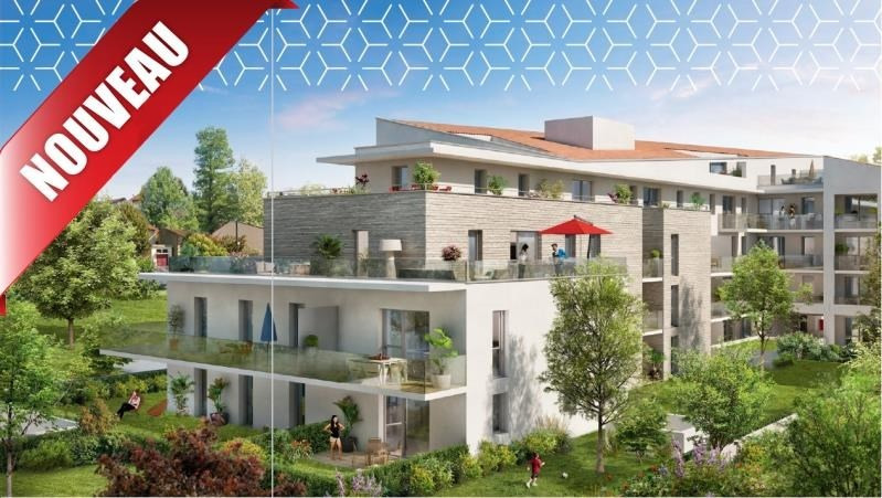Vente appartement Toulouse 262000€ - Photo 1