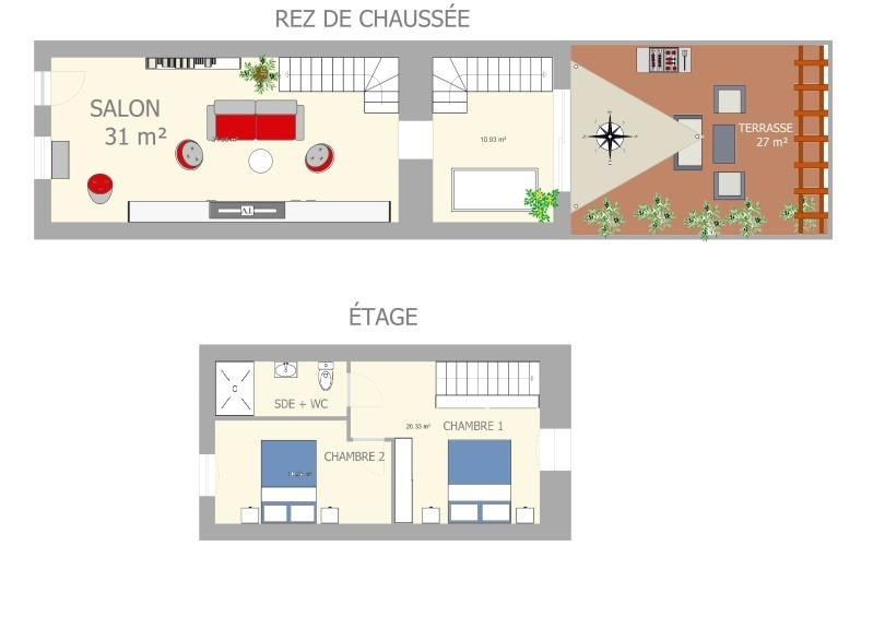 Vente maison / villa Angouleme 286200€ - Photo 3
