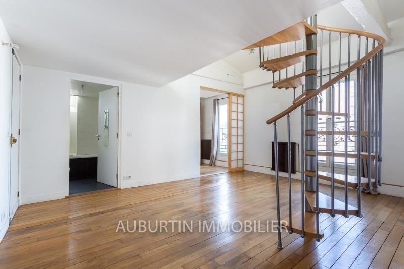 Revenda apartamento Paris 18ème 499000€ - Fotografia 3