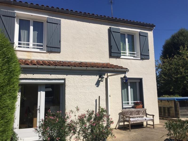 Vente maison / villa Smarves 189000€ - Photo 1