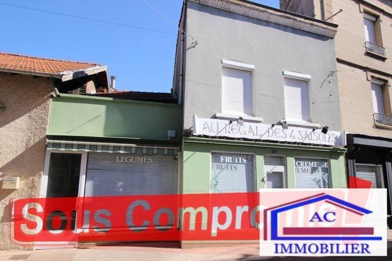 Vente immeuble Andrezieux boutheon 90000€ - Photo 1