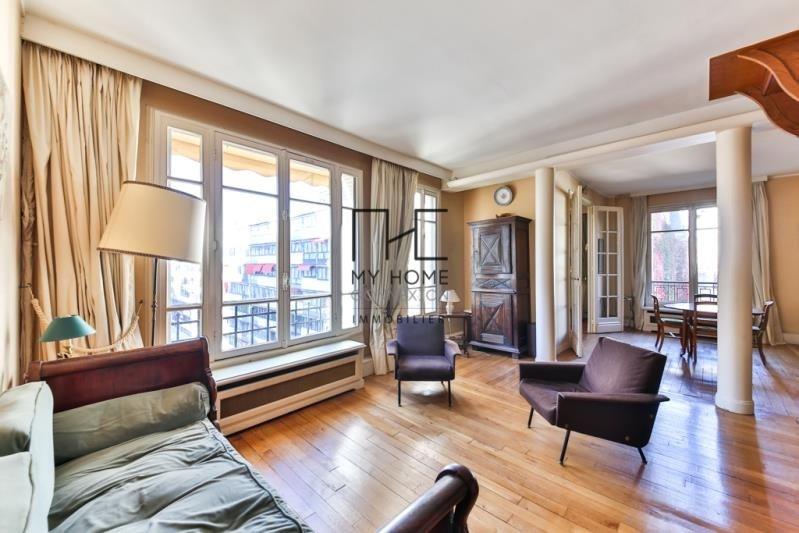 Venta de prestigio  apartamento Paris 16ème 1118000€ - Fotografía 2