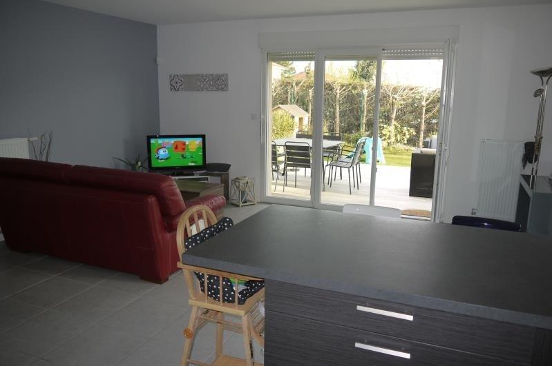 Vendita casa Reventin vaugris 255000€ - Fotografia 5