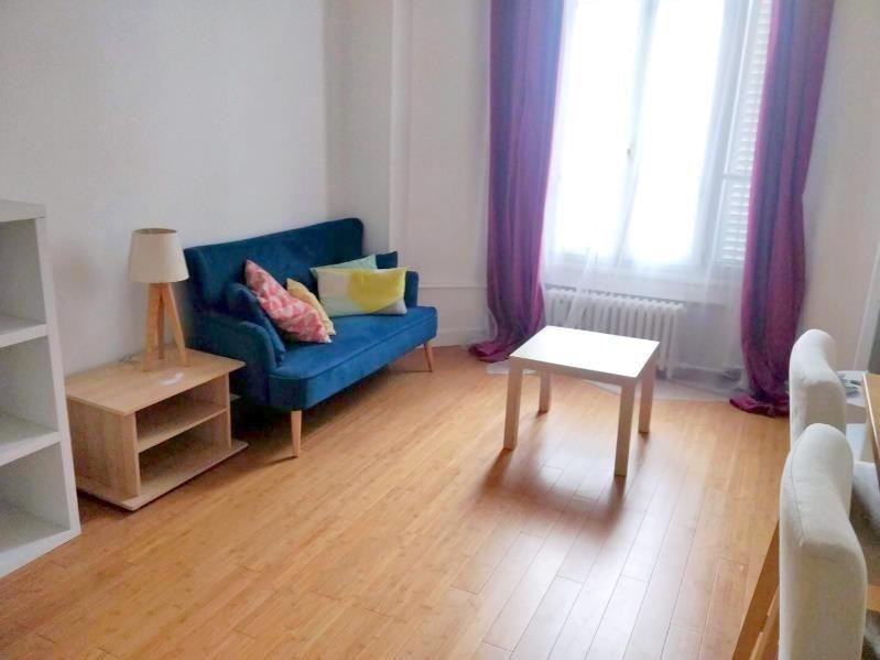 Rental apartment Levallois 1200€ CC - Picture 1