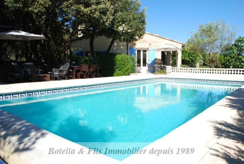 Vente de prestige maison / villa Uzes 599000€ - Photo 3