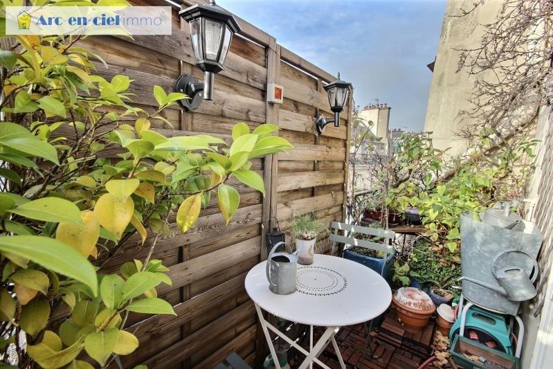 Vente de prestige appartement Paris 9ème 1090000€ - Photo 1