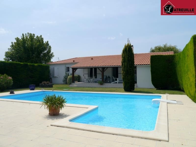 Vente maison / villa Mortagne sur gironde 312 900€ - Photo 1