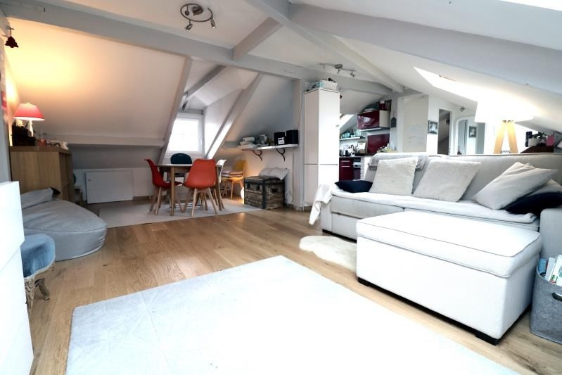 Sale apartment Versailles 375 000€ - Picture 2