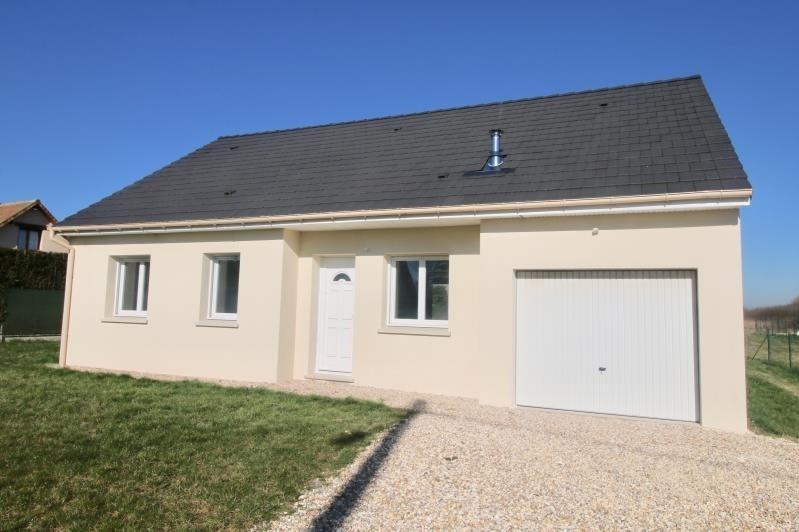 Sale house / villa Conches en ouche 168000€ - Picture 1