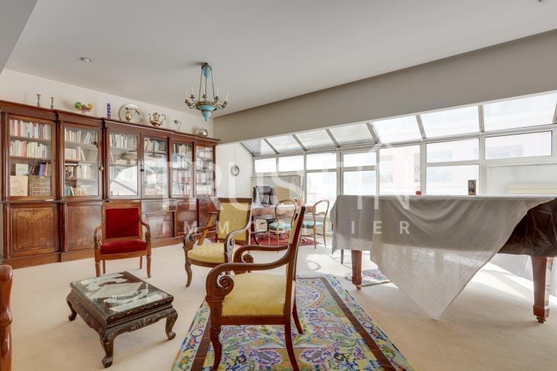 Vente de prestige appartement Paris 15ème 2800000€ - Photo 1