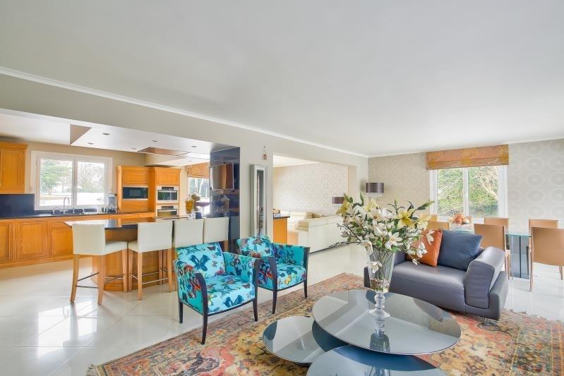 Deluxe sale house / villa St nom la breteche 1550000€ - Picture 1